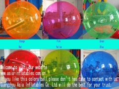 Full color water ball