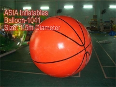 Basketall ballon