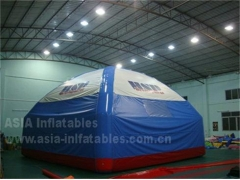 Air Sealed Inflatable Dome Tent