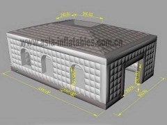 Airtight Inflatable Cube Tent