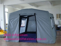 Opblaasbare camping tent