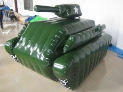 Inflatable Paintball Tank
