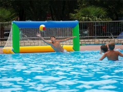 Water polo doel