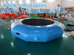 Diam 5m opblaasbare watertrampoline