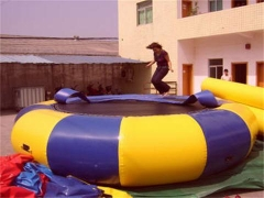 16 voet watertrampoline combo