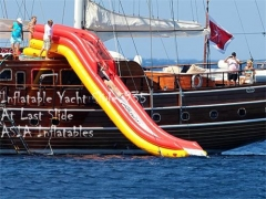 18 Foot Yacht Slide