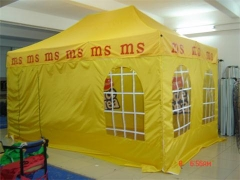 Reclame-vouwbare tent