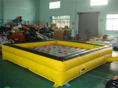 Bouncy twister spel