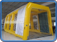 mobiele verf spray booth