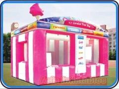 Candy Floss opblaasbare stand
