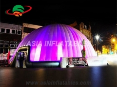led licht opblaasbare partytent