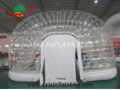 dubbellaagse pvc-inflatabl led-tenten