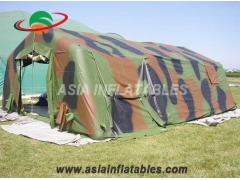 opblaasbare militaire tent