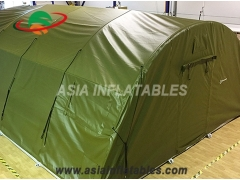 luchtblaas opblaasbare militaire tent