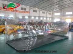 Portable Inflatable Car Cover