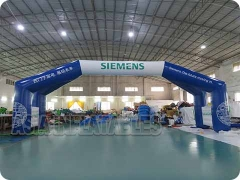 12mWx4.5mH Inflatable Double Arch