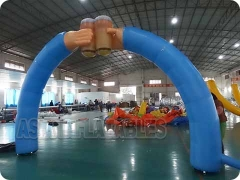 Custom Inflatable Elephant Archway