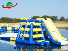 Bounce n 'slide water park