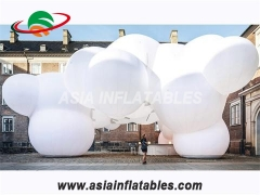 opblaasbare led cloud