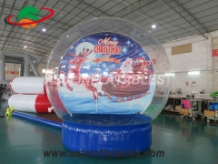Custom Inflatable Bubble Tent
