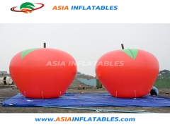 Inflatable Apple