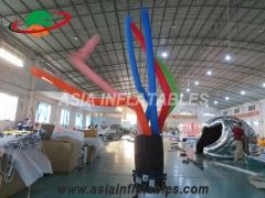 Inflatable Air Pipe Sky Tubes