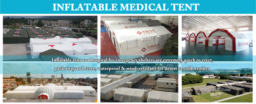 Inflatable Hospital Tents