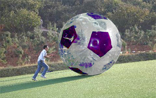 Zorb Ball in China